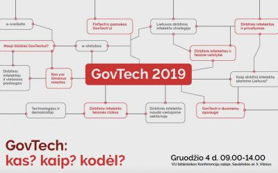 GovTech: what, how, why?