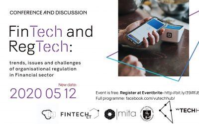 FinTech and RegTech