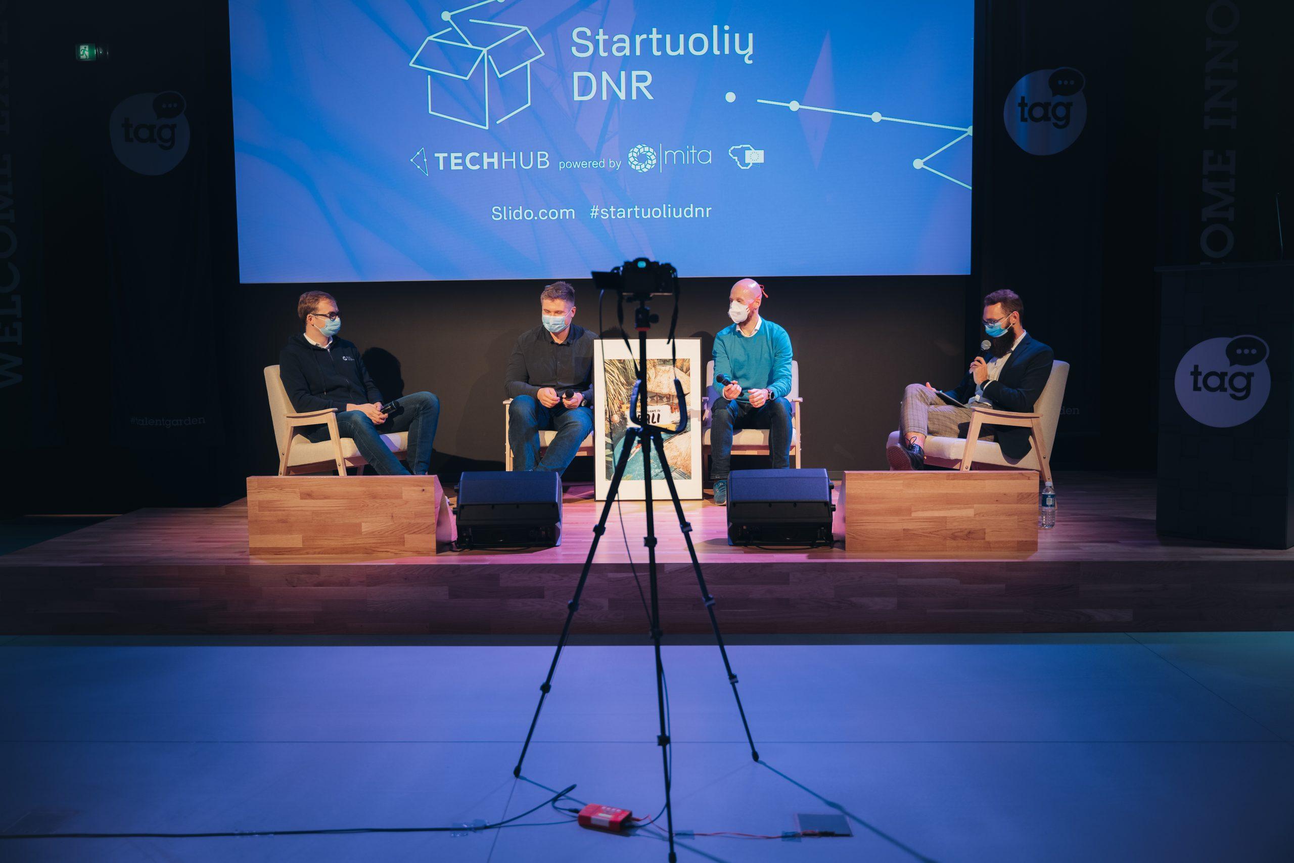 """26 startuoliai pradėjo kelionę pirmajame """"TechHub"""" pre-akceleratoriaus cikle"""